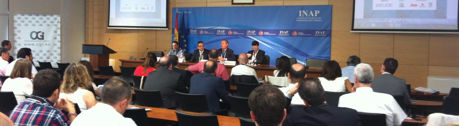 Sevilla, primera parada del cicle de 8 jornades sobre cost efectiu dels serveis organitzades per ELIGE, l'INAP i CGI