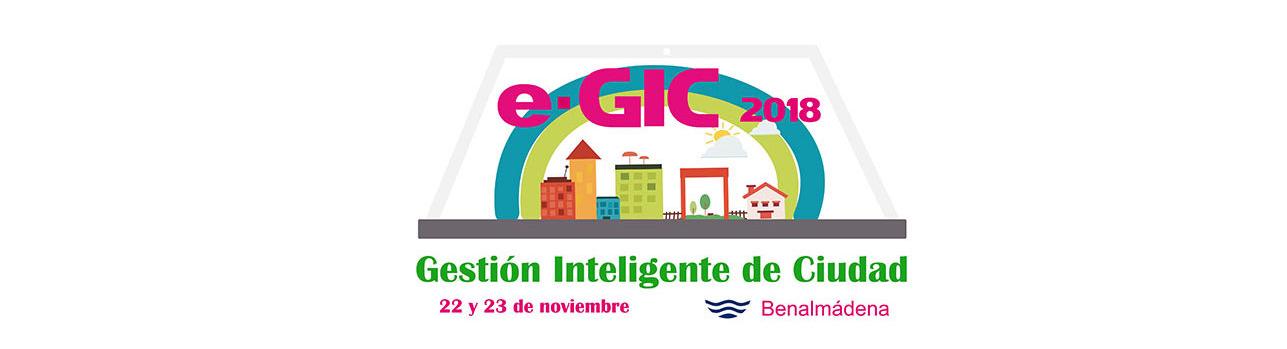 CGI patrocina les jornades eGIC-Gestió Intel·ligent de Ciutat. Benalmádena (Màlaga), 22 i 23 de novembre
